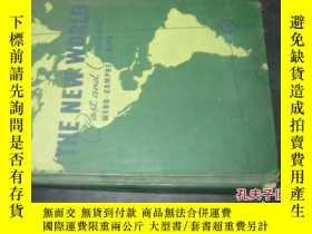 二手書博民逛書店THE罕見NEW WORLD PAST AND PRESENT 直譯:新世界的過去和現在 多插圖Y6713 T