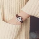 韓國訂單氣質時尚潮流女士經典圓形中學生百搭女生簡約鏈韓版 【快速出貨】