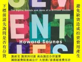 二手書博民逛書店二十世紀七十罕見:激盪十年的影像、聲音與思想 Seventies