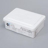 日本製[Inomata] 十字方型整理盒附蓋 L /2750