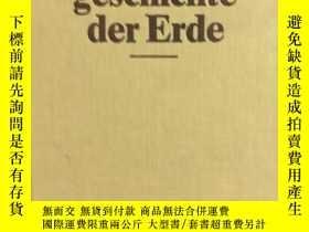 二手書博民逛書店Die罕見Entwicklungsgeschichte der