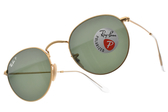 RayBan 太陽眼鏡RB3447 11258 (霧金-綠) 復古品味款 # 金橘眼鏡