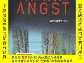 二手書博民逛書店KLAUS-PETER罕見WOLF - OSTFRIESEN ANGST(SPIEGEL bestseller)奇
