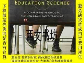 二手書博民逛書店【罕見】2010年版 Mind Brain And Educat