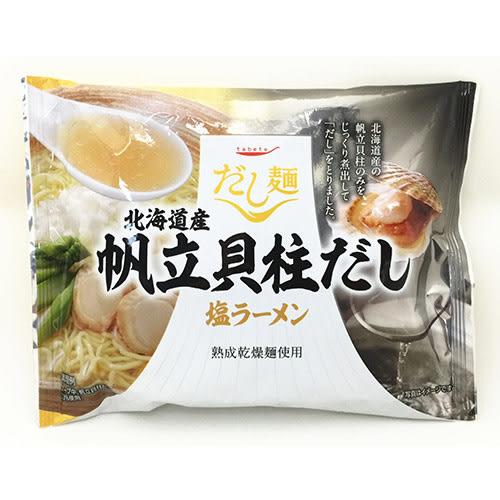 Tabete貝柱鹽味拉麵112g【愛買】