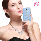 【福利品】HBO 官方授權 Sex and the City 慾望城市系列 SAMSUNG S4 i9500 專用保護殼