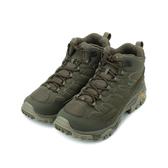 MERRELL MOAB 2 MID GORE-TEX 健走鞋登山鞋 軍綠 ML99773W 男鞋