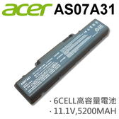 ACER 6芯 日系電芯 AS07A31 電池 ASPIRE 4920G-3A2G16MN 4950-1A2G12MI 4920G-302G25MI 4925 4930