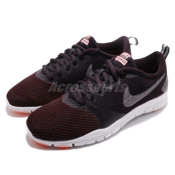 Nike 訓練鞋 Wmns Flex Essential TR 紅 銀 女鞋 多功能 運動鞋【PUMP306】 924344-601