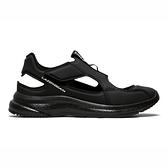 ASICS LAZERBEAM XA [1154A041-001] 大童鞋 休閒 涼鞋 拖鞋 雨鞋 水鞋 亞瑟士 黑