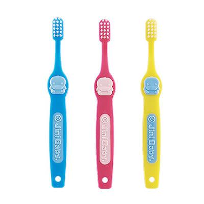 KUKU酷咕鴨造型兒童牙刷3-6A(1入)