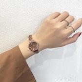 法國小眾手錶女ins風中學生韓版簡約森系學院風女士小巧精致氣質-金牛賀歲