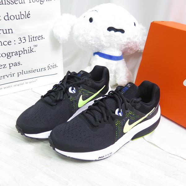 NIKE ZOOM PREVAIL 男款 慢跑鞋 運動鞋 DA1102003 黑X螢光綠 大尺寸【iSport愛運動】