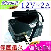 Microsoft變壓器-微軟 12V,2.0A,24W, SurFace Pro 1,SurFace Pro RT,RT Surface Pro 2,1512,平板充電器-(副廠)
