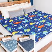 【Victoria】鋪棉透氣日式折疊床墊(雙人)