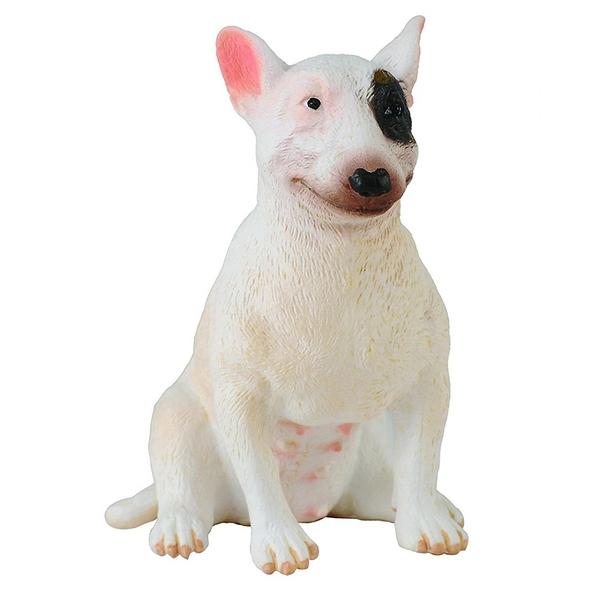 【永曄】collectA 柯雷塔A-英國高擬真動物模型-家庭動物-牛頭梗(母)