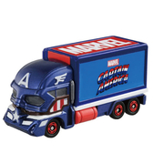 Tomica多美小汽車漫威TUNE 美國隊長貨櫃車