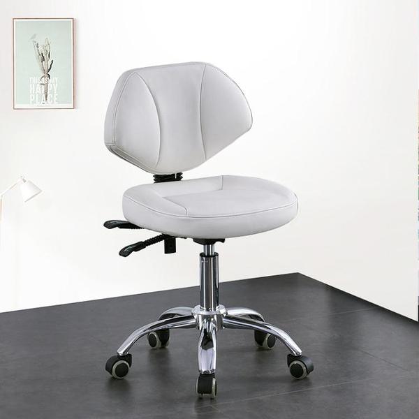 美容椅 馬鞍牙科醫生座椅手術升降椅防爆輪子醫師紋身美甲椅美容B超椅子