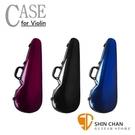 4/4高級抗震玻璃纖維小提琴盒 (內附溼度計、背帶) case硬盒 【VBA071A】