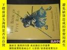 二手書博民逛書店the罕見book of five rings 五輪書Y6713 Miyamoto Musashi the b
