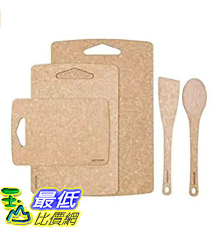 [美國直購] Epicurean 721-5PACK0103 砧板 Prep Series 5-Piece Set 美國製 五件裝