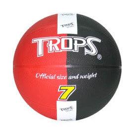成功    SUCCESS  40172B1 雙色刻字籃球 (紅/黑)