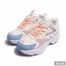 FILA 女 休閒鞋 厚底 修飾 線條-5J308V133