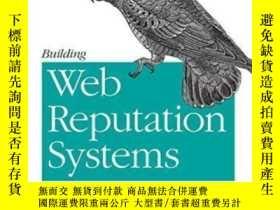 二手書博民逛書店Building罕見Web Reputation SystemsY362136 Randy Farmer; B