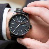 【人文行旅】NIXON |  A356-1530 THE SENTRY 潮流零極限時尚腕錶