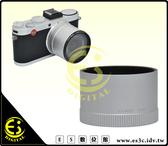 ES數位 Leica X1 X2 專用 49mm 濾鏡轉接環  轉接套筒 轉接環  X-1  X-2