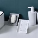 肥皂架 廚房水槽瀝水肥皂架創意多功能家用立式海綿擦收納架衛生間香皂盒【快速出貨八折鉅惠】