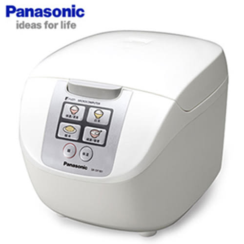 『Panasonic 國際牌』六人份微電腦電子鍋 SR-DF101 / SRDF101 **免運費**