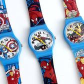 迪士尼兒童錶 復仇者聯盟造型 柒彩年代【NE1951】正品授權公司貨