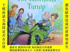 二手書博民逛書店The罕見Enormous TurnipY6515 Monica