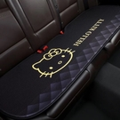 台灣現貨 Kitty 三麗鷗 加菲貓 冰絲 後坐 車用 坐墊 免綑綁