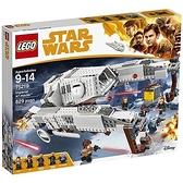 樂高積木 LEGO 2018《 LT75219 》STAR WARS 星際大戰系列 - Imperial AT-Hauler╭★ JOYBUS玩具百貨