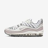 Nike W Air Max 98 [AH6799-111] 女鞋 運動 休閒 氣墊 避震 經典 球鞋 穿搭 舒適 白灰