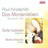 【正版全新CD清倉 4.5折】Hindemith: Das Marienleben