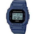 BGD-560DE-2 BABY-G 經典不敗款丹寧布料元素概念設計休閒錶