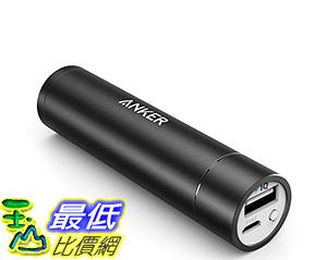 [106美國直購] Anker PowerCore+ mini 3350mAh Lipstick-Sized Portable Charger Black便攜式充電器