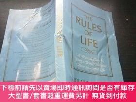 二手書博民逛書店The罕見Rules Of Life: A Personal Code For Living A Better,