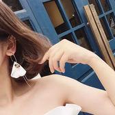 耳環 花朵 流蘇 鈴鐺 時尚 氣質 耳環【TSBD761】 ENTER  01/19