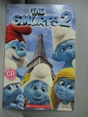 【書寶二手書T9/語言學習_ZHW】Scholastic Popcorn Readers Level 2: Smurfs 2 with CD_Davis Fiona