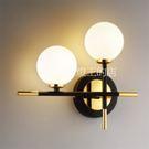 【燈王的店】後現代燈飾 LED 壁燈2燈 附G4 LED燈泡  ☆310412