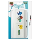 NEW3DSLL專用 HORI 寶可夢 神奇寶貝 阿羅拉 ALOLA 卡匣收納主機殼 3DS-503【玩樂小熊】