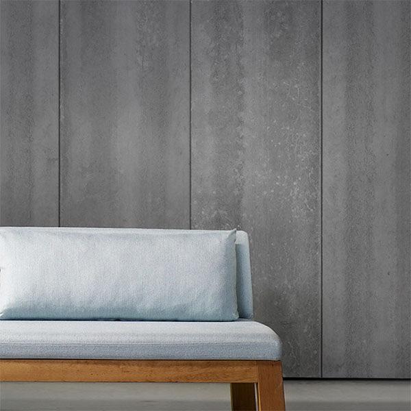 【進口牆紙】CONCRETE WALLPAPER BY PIET BOON【訂貨單位48.7cm×9m/卷】荷蘭 混凝土紋 仿真(fake) 工業風 CON-04