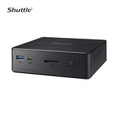 Shuttle 浩鑫 XPC nano NC03U 迷你電腦 CPU 記憶體 HDD 作業系統需另外購買 內含Celeron 3865U