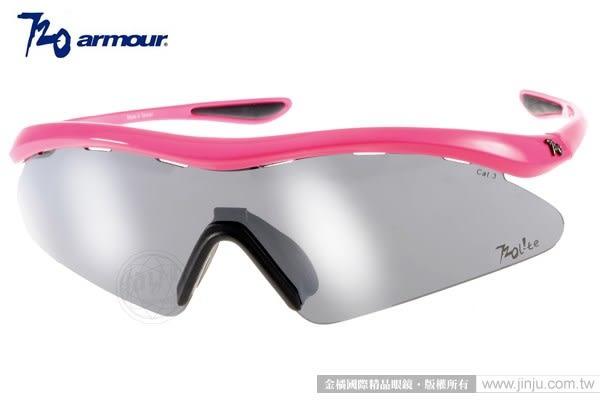 720 運動太陽眼鏡 720T337 C01 (桃紅) 台灣製 單車騎士的必備珍品 # 金橘眼鏡