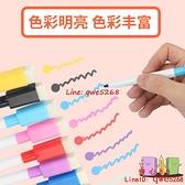 白板筆可擦除兒童無毒教師用彩色大容量細頭擦寫畫板畫筆水筆幼兒寶寶【齊心88】