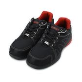 PAMAX 反光止滑運動型安全鞋 黑 男鞋